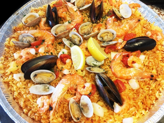 スペイン料理