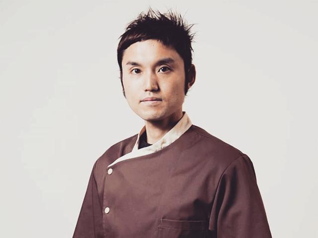 「RED U-35」での上位受賞した オーナーシェフ半田 雄大。