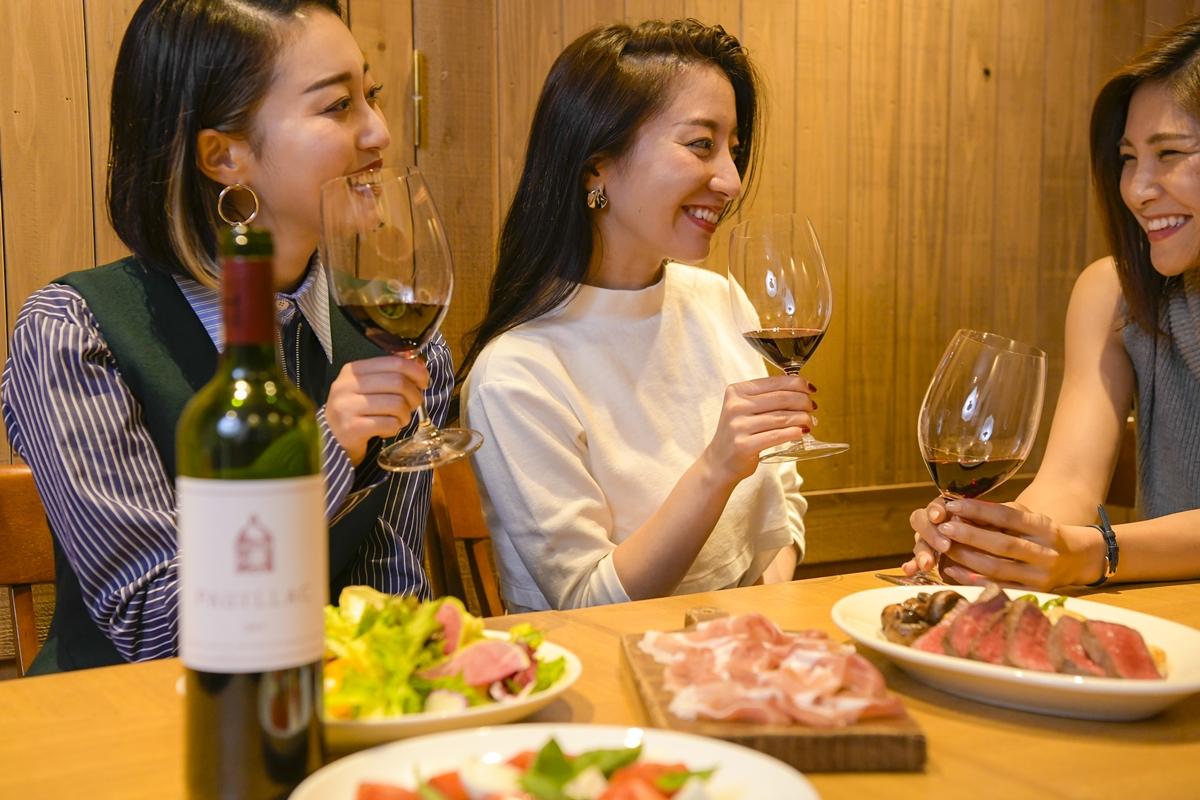 持ち寄りワイン会 コスパ自慢のワインでワイノミ! | Winomy-ワイノミ- ワイン持ち込みOKのお店が探せるグルメサイト
