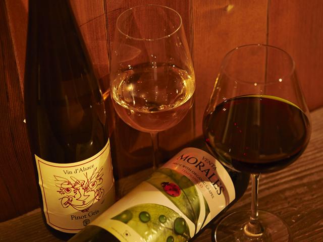 お気に入りのワインを持ち込んで、気の合う仲間達とお楽しみ下さい。