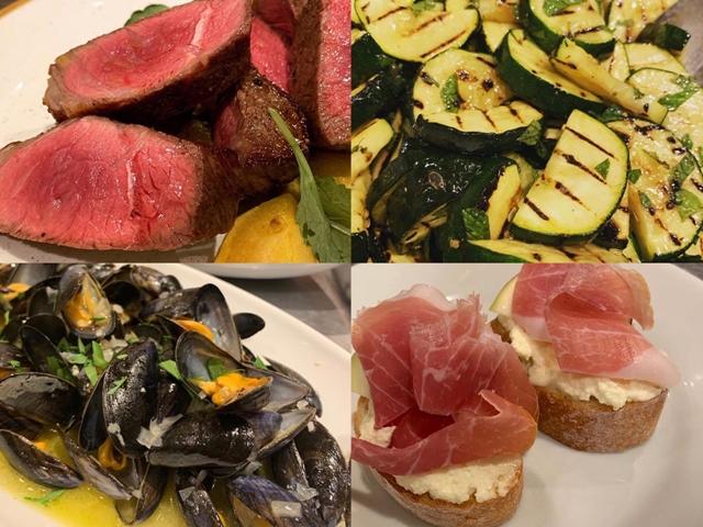 季節に合わせた旬の食材をふんだんに使用した料理をお作りしております。