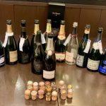 2020年最初の持ち寄りワイン会を開催!テーマは「シャンパーニュ」
