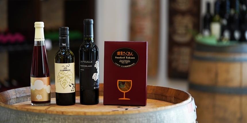 まるき葡萄酒 オンラインワイン会用
