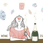 ワイン界の宝石「シャンパン」の魅力【前編】〜シャンパーニュってどんなワイン?〜
