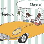 ものがたりワイン〜シャンパンとオードリー・ヘプバーンのお洒落な関係〜