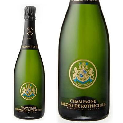 深緑のボトルに金の紋章が美しいボトル
