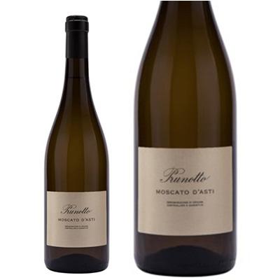 ブラウンみのあるボトルに白いシルバーのようなラベルが貼られたワイン