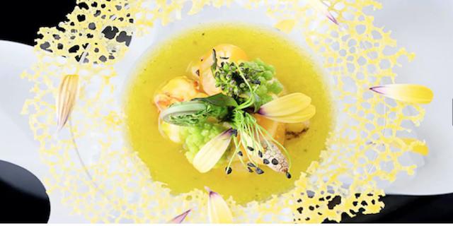 京都 喜shin料理画像