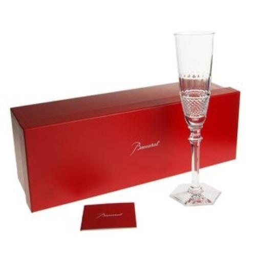 スパークリングワインにおすすめのバカラのワイングラス・ディアマン シャンパンフルート