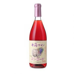 井筒ワインコンコードロゼ