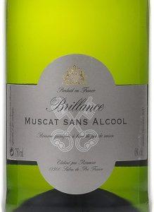 フランス マスカット (ノンアルコール ワイン) リヴァロゼ ブリアンス スパークリング