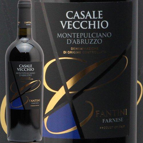 カサーレ ヴェッキオ モンテプルチャーノ ダブルッツォ