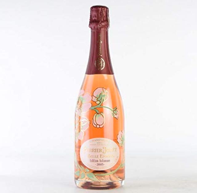ペリエ ジュエ ベル エポック ロゼ エディション オータムのボトル