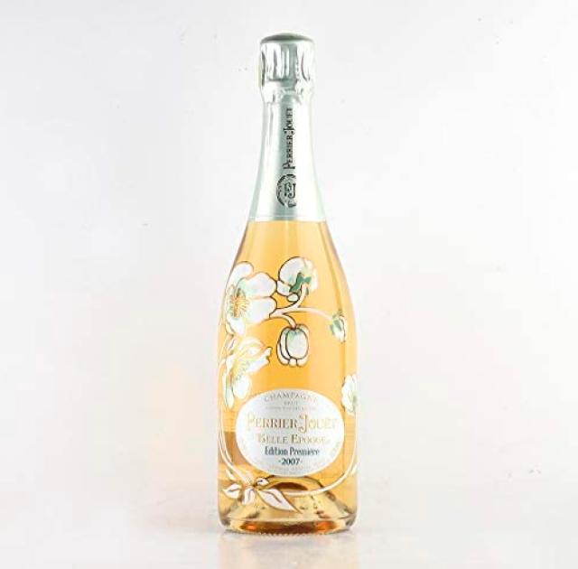 ペリエ ジュエ ベル エポック エディション プルミエールのボトル