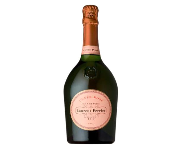 ローランペリエ ロゼのボトル