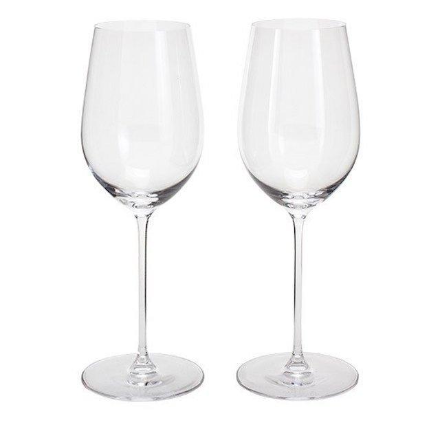 赤ワイン用グラス2脚