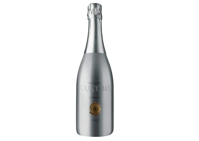 クロ・モンブラン「プロジェクト・クワトロ・カヴァ」のボトル