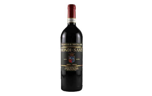 ビオンディ・サンティ「ブルネッロ・ディ・モンタルチーノ アンナータ」のボトル