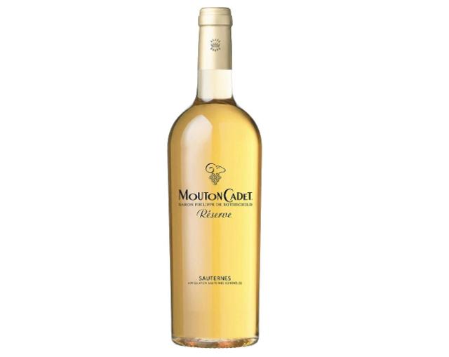 レゼルヴ・ムートン・カデ・ソーテルヌのボトル