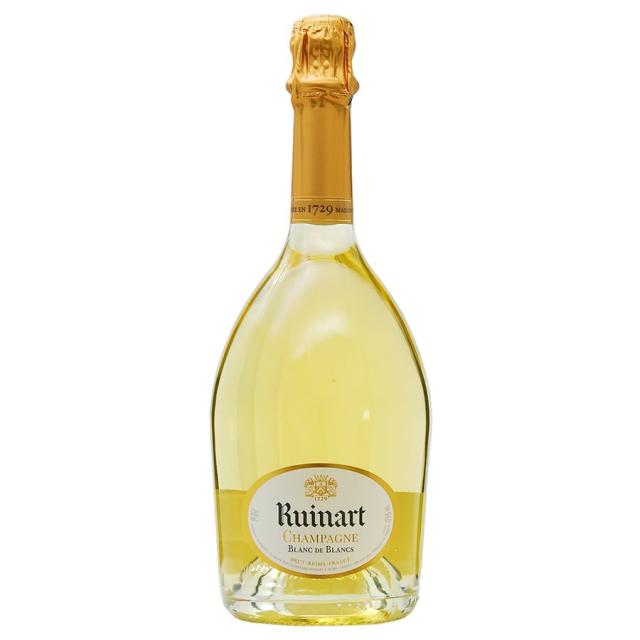 ルイナール ブラン・ド・ブランのボトル