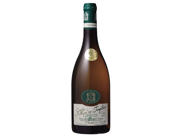 アベイ・デ・トンプリエ ミュスカデのボトル