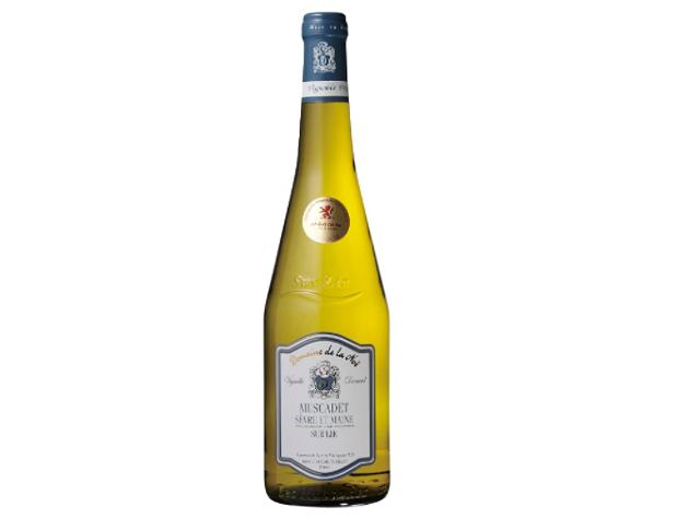 ドメーヌ・ド・ラ・ノエ ミュスカデ・セーヴル・エ・メーヌ シュール・リーのボトル