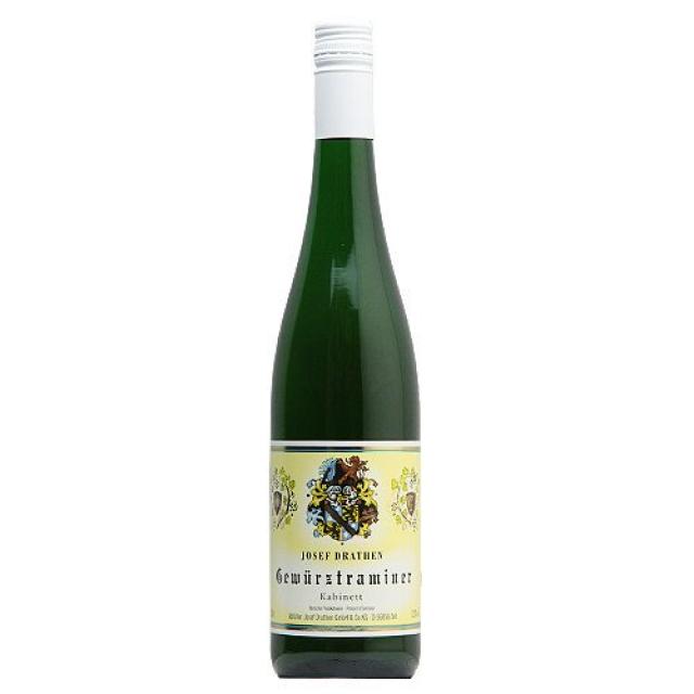 ジョセフ ドラーテン ゲヴェルツトラミネール カビネットのボトル